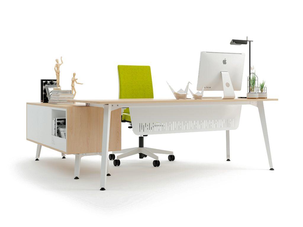 Nueva serie de mobiliario de oficina de iman human quality for Muebles de oficina quality